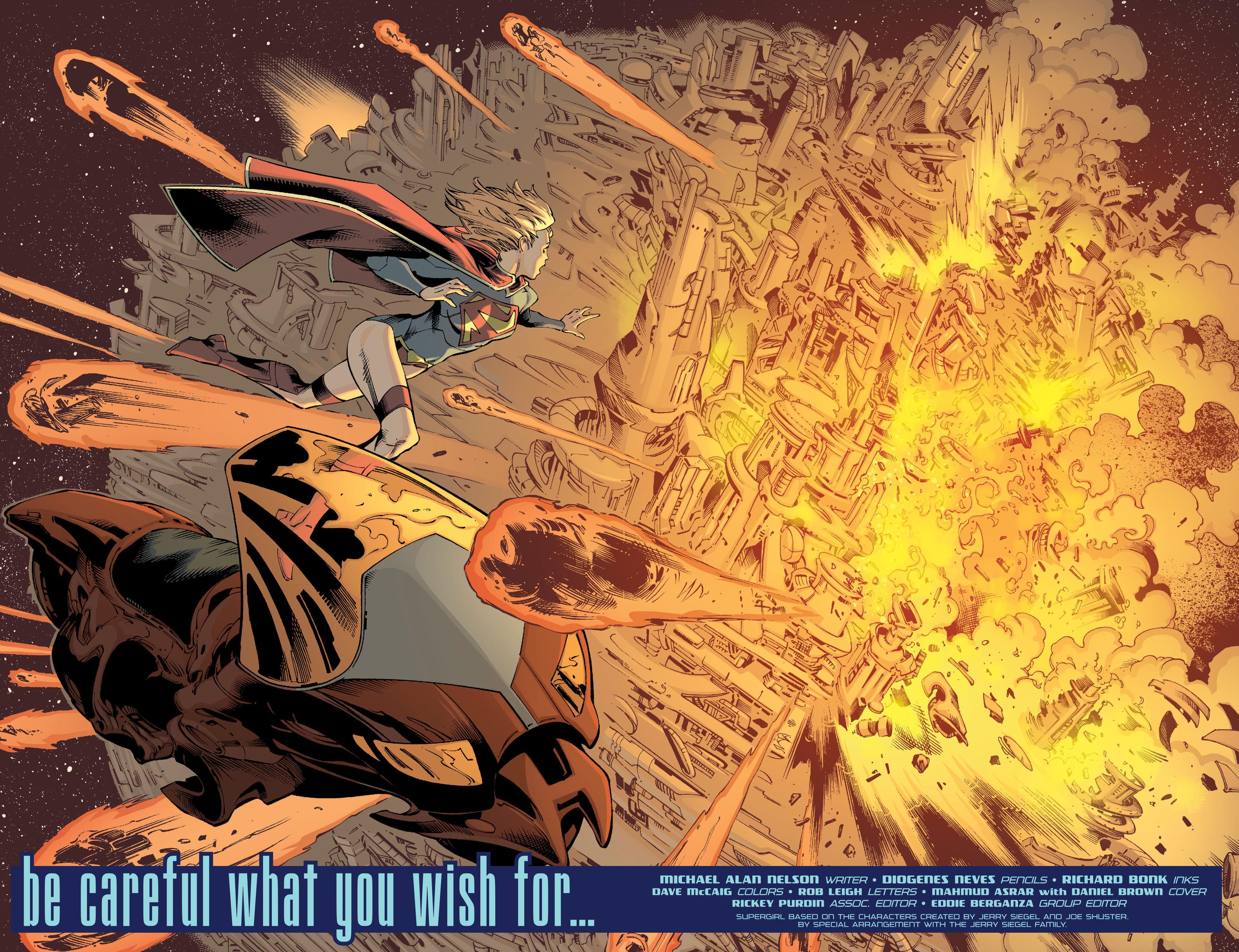 Supergirl (2011) Issue #21 #23 - English 3