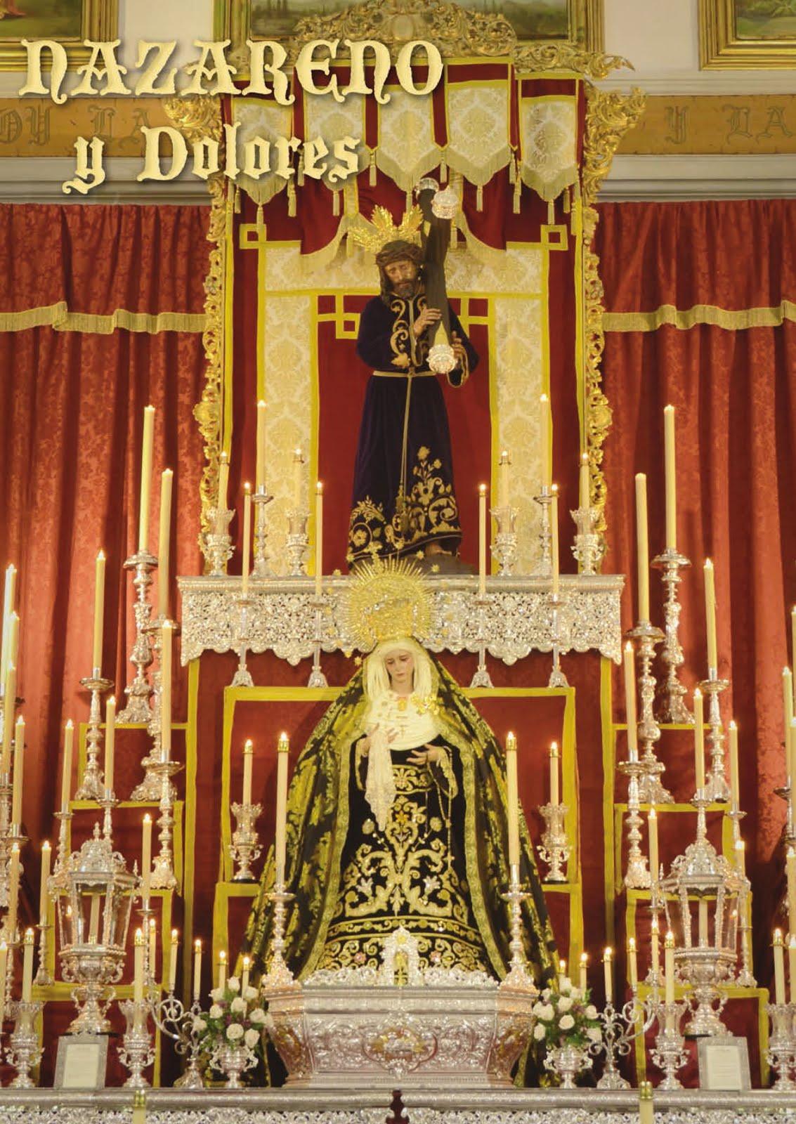 Nazareno y Dolores 2017