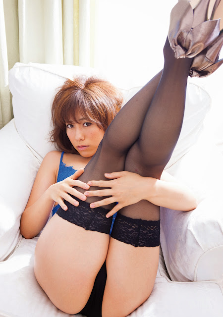Misato Kashiwagi dâm nữ nhật bản 2015 4