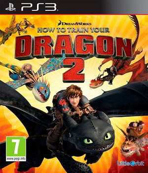 Como entrenar a tu Dragon 2 PS3 Region USA Español