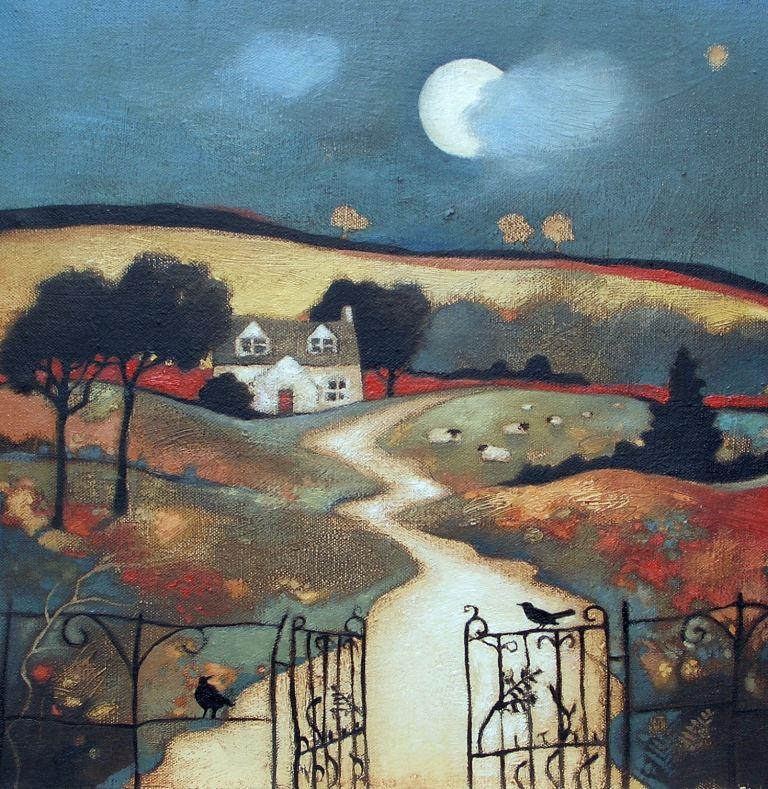 The Forgotten Studio Lesley Mclaren Scottish Artist