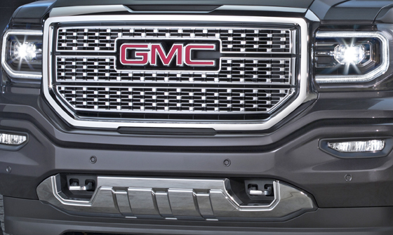 rack it truck racks 2016 gmc sierra 1500 reveals new styling. Black Bedroom Furniture Sets. Home Design Ideas