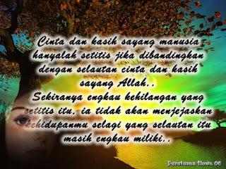 Apa yang kami berikan diatas tentang gambar kata kata mutiara islam ...