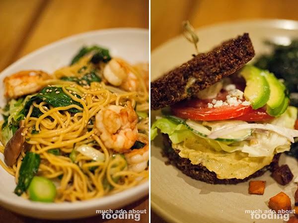 True Food Kitchen Burger event - true food kitchen's quinoa burger tasting | much ado about