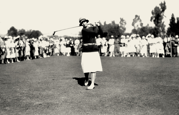 Glenna Collett US Womens Amateur Champion 1930