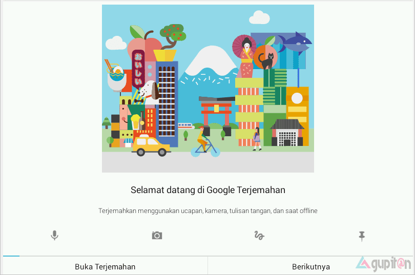 Download Google Translate for Android Terbaru 2014