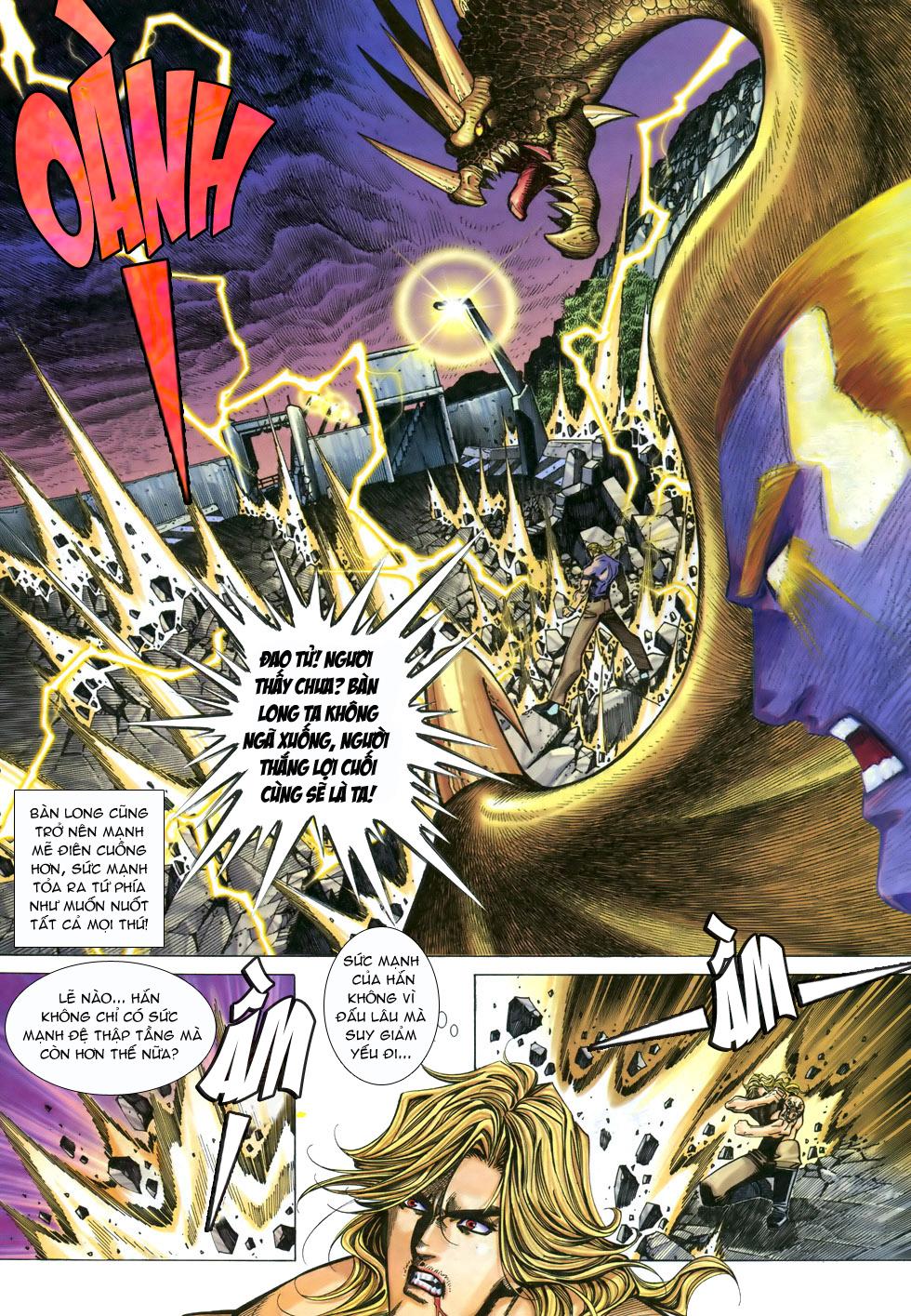 X Bạo Tộc chap 33 - Trang 28
