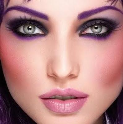 New Style Arabic Bridal Eyes Makeup