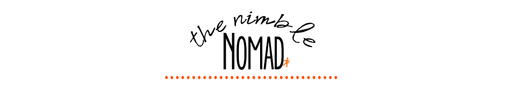 The Nimble Nomad Blog