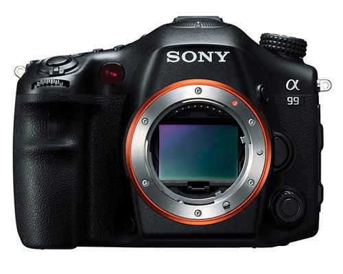 Sony A99 vs. Canon 5D Mark II