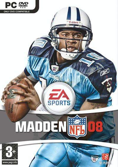 Madden NFL 08 PC Full Español DVD5 ISO Descargar
