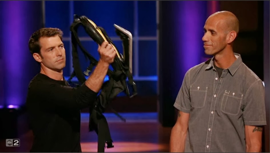 shark tank the freeloader deal