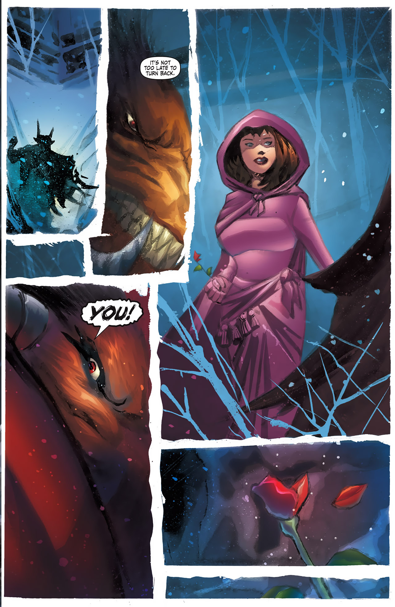 Grimm Fairy Tales (2005) Issue #14 #17 - English 6