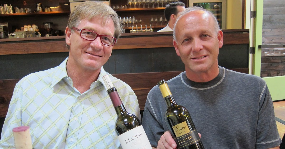 The Gray Report J Lohr Turns Spinach Into Pinot Noir