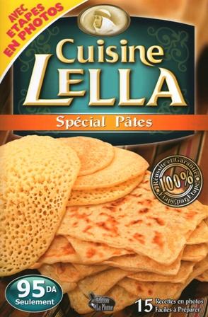 مطبخ لالة - خاص بالعجائن Cuisine Lella - Spcial Pates  Cuisine+Lella+-+Special+Pates+%28ar-fr%29
