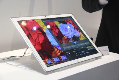 Tablet Ukuran Jumbo untuk Fotografer