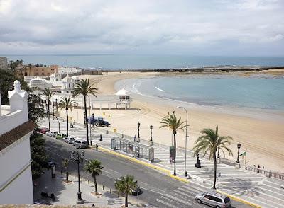 playa de la caleta cádiz