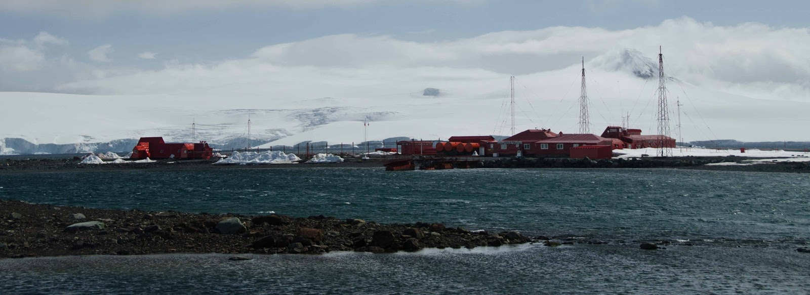 Bildresultat för armada de chile antarctica base prat