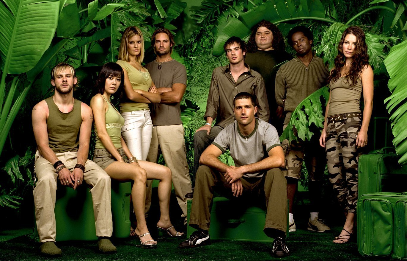 ABC Lost TV Show Cast