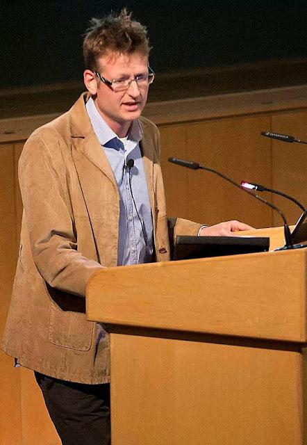 """Mark Lynas cometeu o """"crime"""" antiecológico de estudar e largou o insustentável alarmismo."""