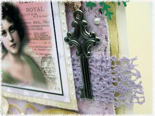 Closeup on panduro key