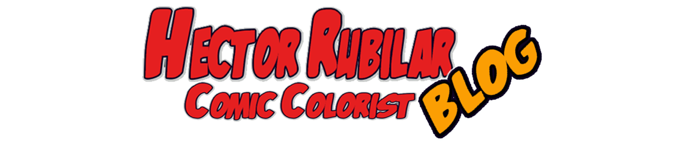 Hector Rubilar Comic Colorist