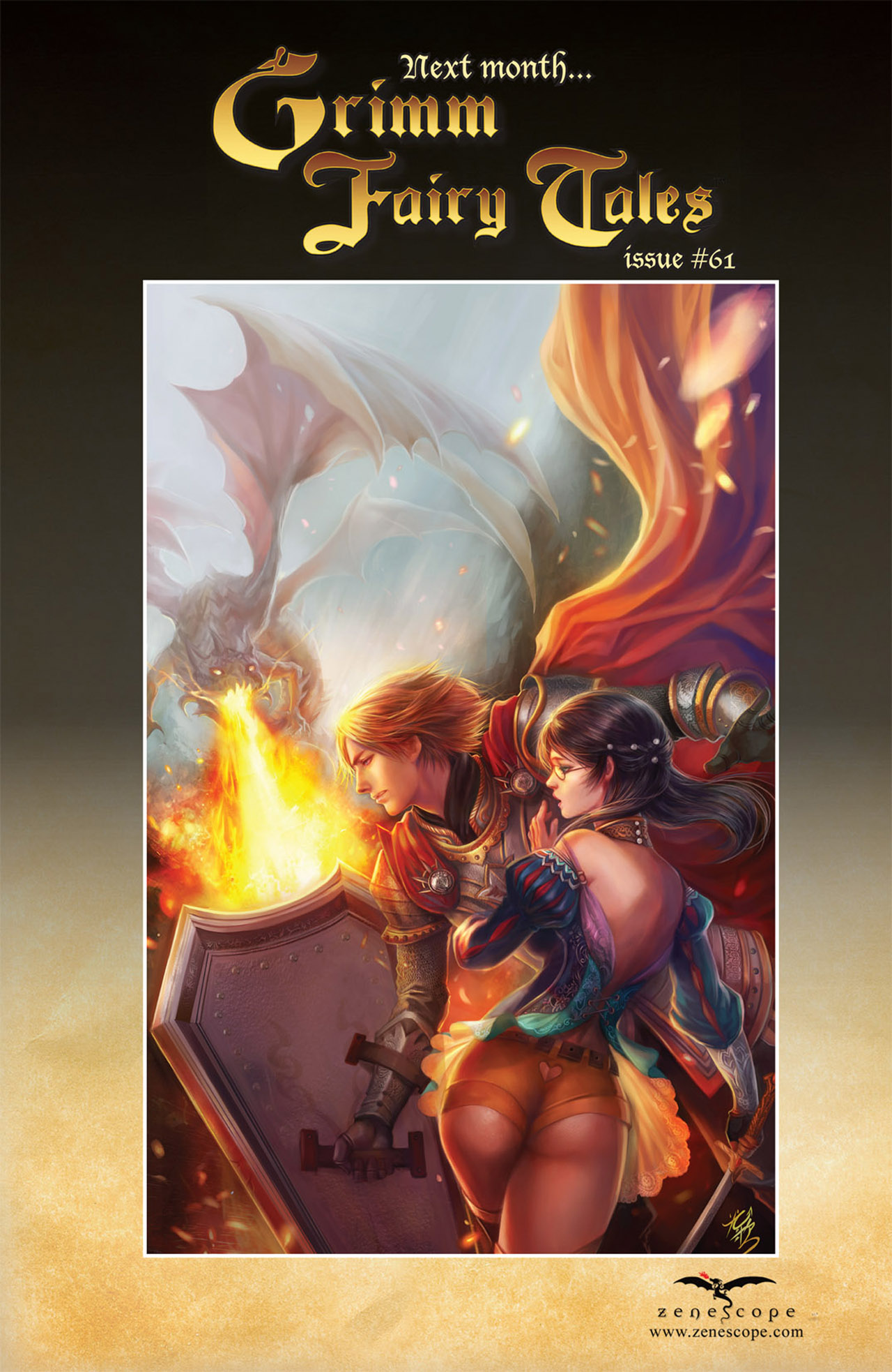 Grimm Fairy Tales (2005) Issue #60 #63 - English 25