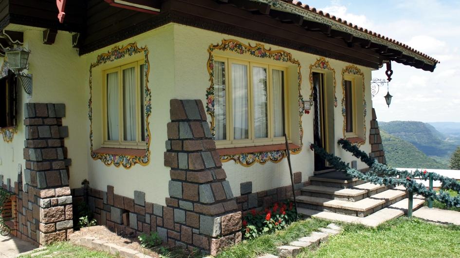 Design com estilo a casa do papai noel - Casas de estilo italiano ...