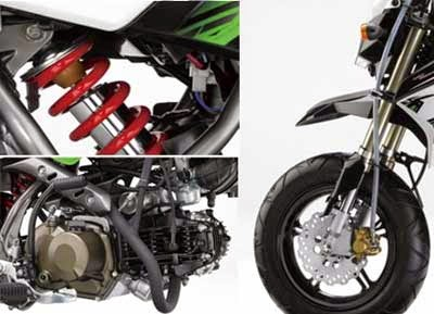 Review Kawasaki KSR