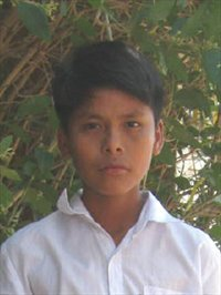 Jhon - Bolivia, Age 14