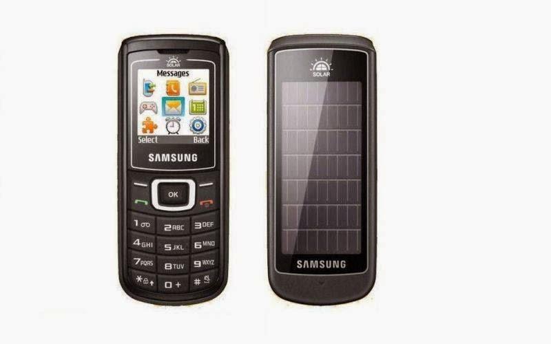 Samsung Perkenalkan Ponsel Canggih Bertenaga Surya