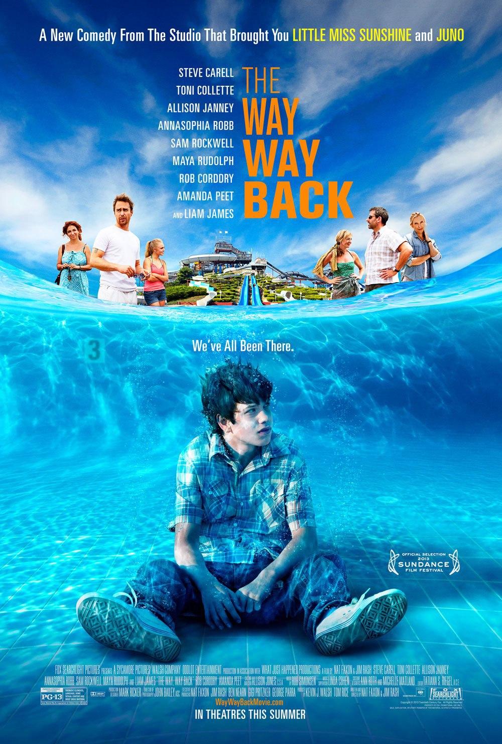 Đường Về - The Way, Way Back