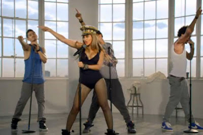 "beeloveontop New Music Video : Beyoncé – ""Love On Top"""
