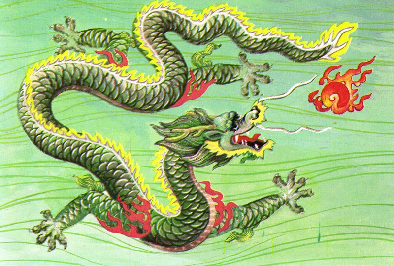 chinese dragon |The Free Images