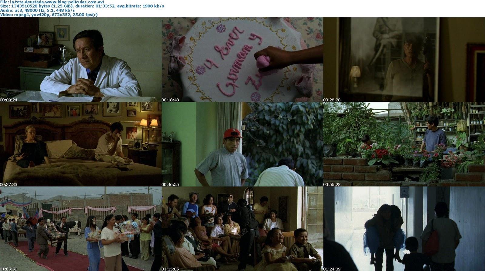películas teta