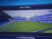 nome do estadio:la Bombonera desing básico:ñ campo:2/3/11