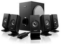 Sistema de Audio 5.1