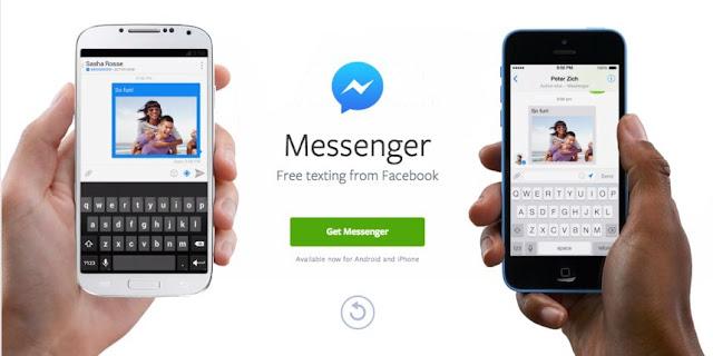 Facebook Messenger dépasse le milliard de téléchargements sur Android