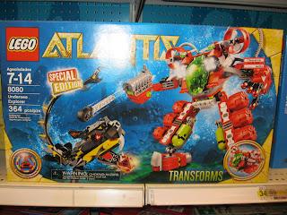 LEGO Atlantis Undersea Explorer