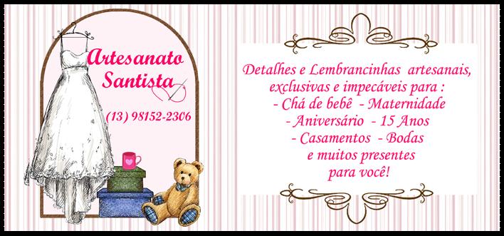 <center>Artesanato Santista</center>