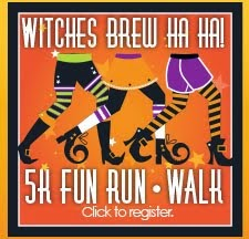 Witches Brew Ha! Ha! 5k Run/Walk