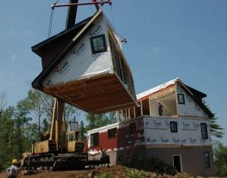 Prefabricated (prefab) housing is an all purpose term used to describe any built home that is partly offsite. Prefab is built in factory which means lower ... : what-is-a-prefab-home - designwebi.com