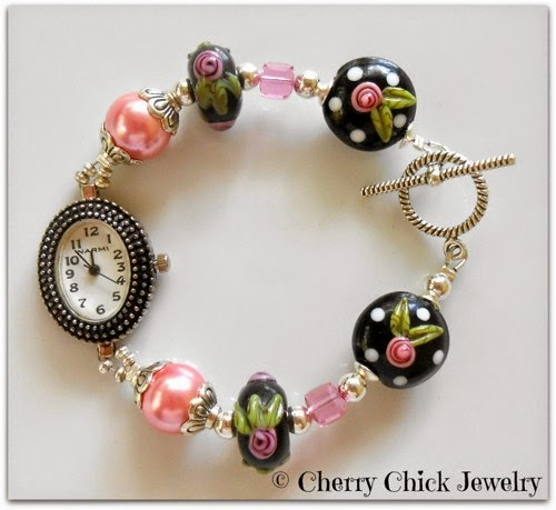 http://www.cherrychickjewelry.com/product/pink-cottage-rose-beaded-watch?tid=4