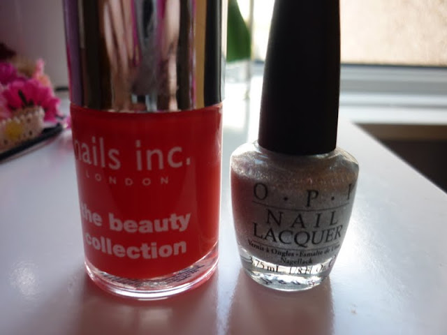 comparison picture of OPI mini and full size