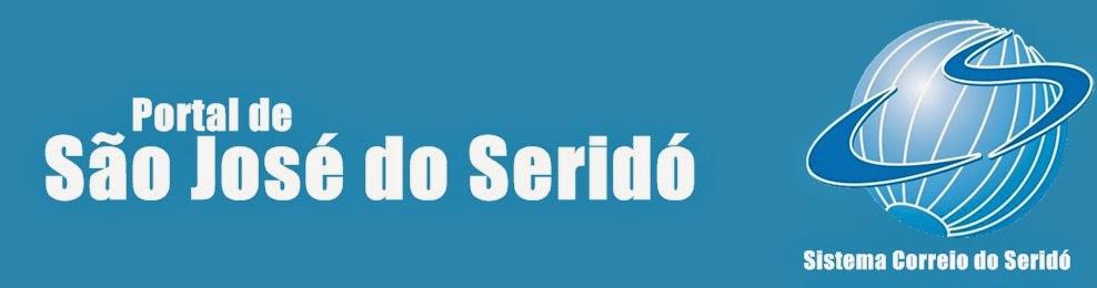 PORTAL DE SÃO JOSÉ DO SERIDÓ