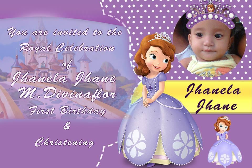 Wonderland Invitations as beautiful invitation example