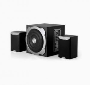Buy F&D A 520 2.1 multimedia speakers at Rs. 1963 : Buy To Earn