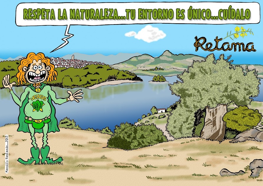 Retama Orellana