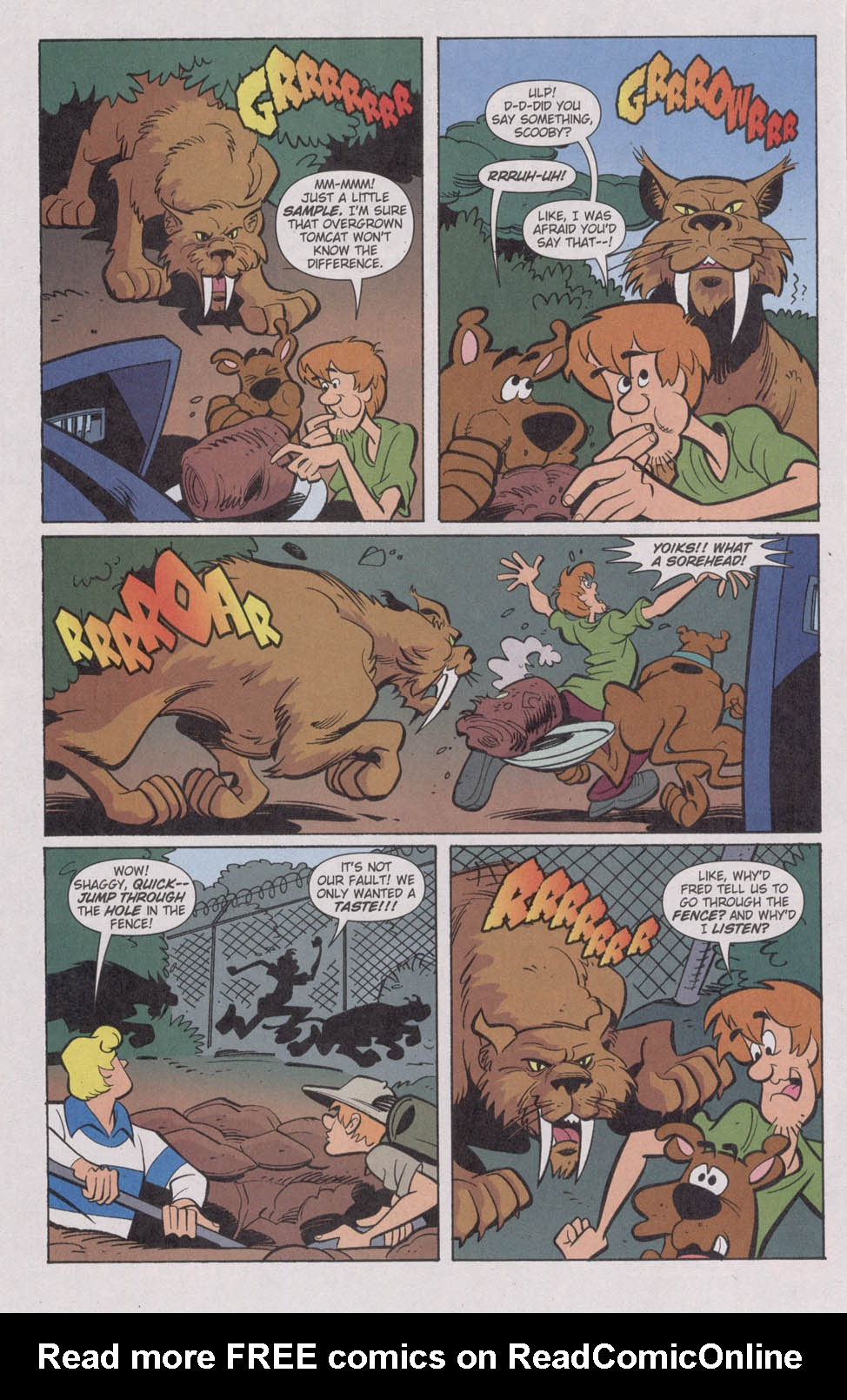 Read online Scooby-Doo (1997) comic -  Issue #81 - 18