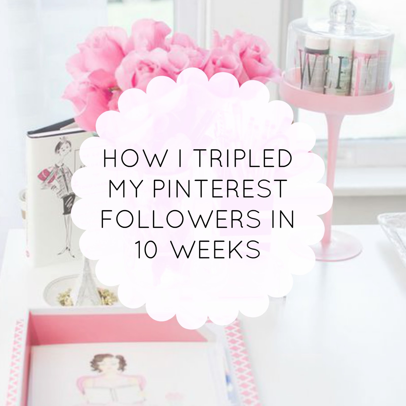 how to triple pinterest traffic and followers